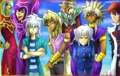 Why YuGiOh...? Why Not. by Witchin