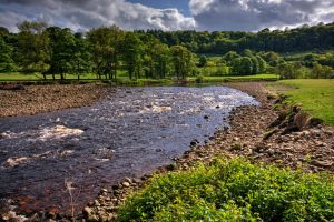 The River Swale by StephenJohnSmith