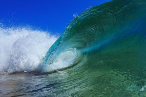 Shorebreak by Vitaly-Sokol