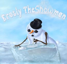 Frosty the 'Snow' Man by Fatboy73