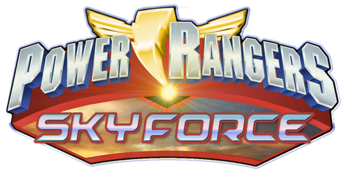 Power Rangers Sky Force 2018 logo by Bilico86