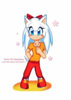 PC: Silvia The Hedgehog by Coffee-Karin