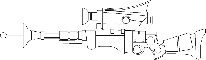TF2 Shooting Star Blueprint: Left by netherpirate