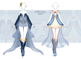 [Close] Adoptable Outfit Auction 225-226 by LifStrange