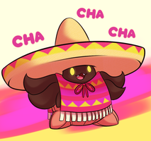 October Challenge 11 - CHA CHA CHA! by Sol-Lar-Bink