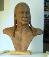 Russell Means Wip II by kitmangore