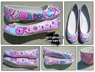 Oh So Pop Shoes by marywinkler