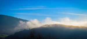 Misty Mountains by Aenea-Jones