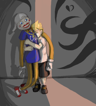 Dirk and Cal by Sifl-senpai