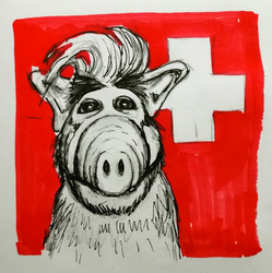 Swiss Alf by Lydia-distracted