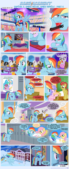 Dash Academy 5-Old Friends New Friends Part 5 Oc by Simocarina