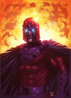 Magneto by Eddy-Swan-Colors