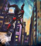 Nightwing Gotham parkour by StereoiD