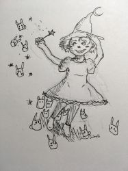 Little Witch. by Yukarie-chan11