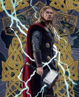 God of Thunder by PatheticMortal