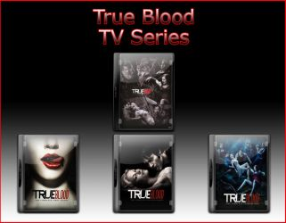 True Blood TV Series Icons by jake2456