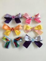 My Little Pony: Friendship Is Magic Bows by Purplefire40
