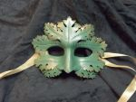 Greenman Mask by cwicseolfor