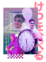 FILTHY FRANK 420 w/Redbubble link by Conzuh
