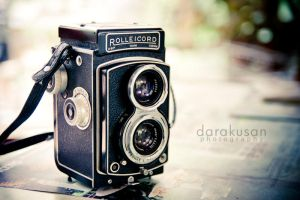 Rolleicord by darakusan