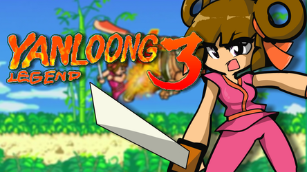 [Yanloong Legends] Pink Swallow Gameplay by clone1542