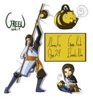 Fu - Level 1. Green by 3712