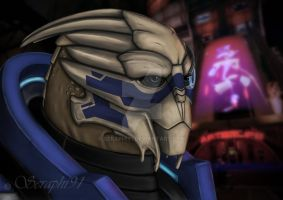 Garrus by Seraphi91