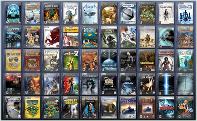 Game Icons 21 by GameBoxIcons
