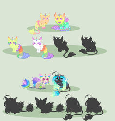 Co-Breeding With Stardust - WIP by xavs-pixels
