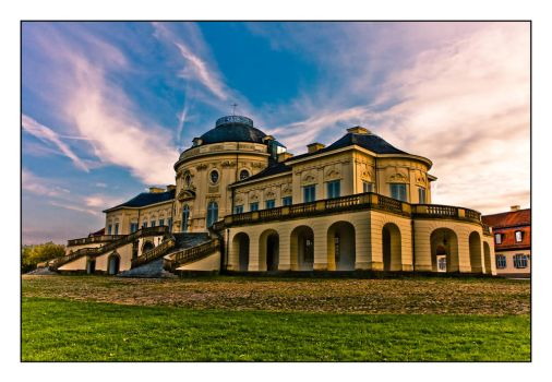 Schloss Solitude by NorthernWave25