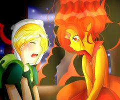 Hot to the touch by Kagamine33