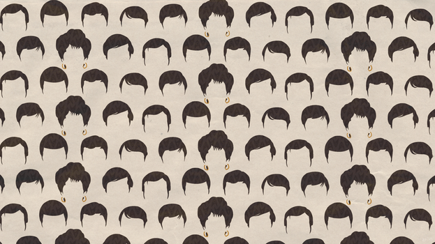 Where No Hair Has Gone Before - Wallpaper by MrsSpock