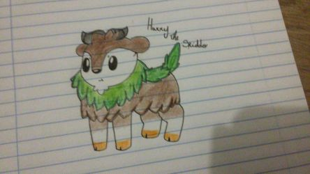 Harry the Skiddo by Predu92