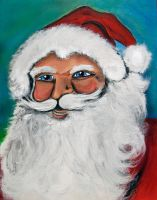 Jolly St. Nick by dx