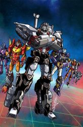 TF MTMTE 57 cover by markerguru