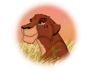 [AT] Desert Beauty by flamefeathertail