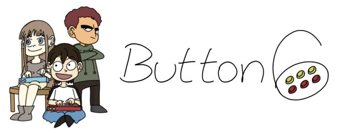 Button 6 by EarthBenderCharlie