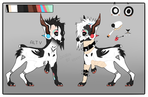 Punk Boi || Auction closed by H3XXY