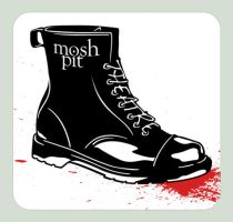 Mosh Pit Theatre Logo by NotTheRedBaron