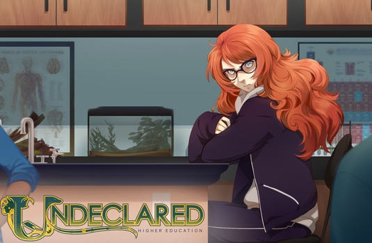 Undeclared: Lab Partner from Hell by Meirii