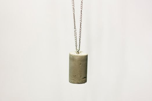 concrete necklace by TiniV