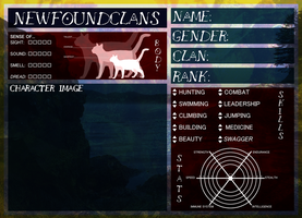 Newfoundclans Ref Template by Alopiidae