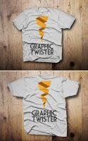 T-Shirt MockUp Front and Back PSD by graphictwister