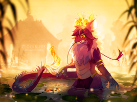 tranquility by clockbirds