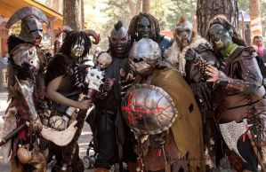 Orc tribe crf2014 by Red-Dragon-Lord