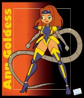 Ann Goldess by Captain-Paulo