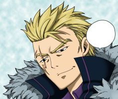Fairy Tail Color Laxus by DBoi9000