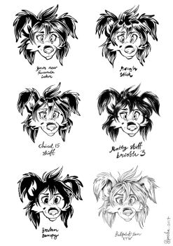 Ink style chart by spocha