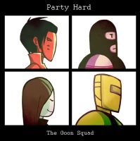 Party Hard - The Goon Squad by Zennore