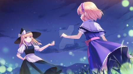 The Invitation from  firefly by loli-drop